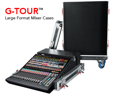 Gator's G-Tour™ Series is a Perfect Fit for the New Presonus StudioLive CS18AI